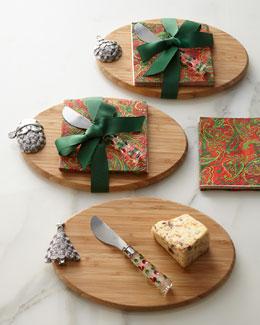 Ornamented Cutting Board Sets