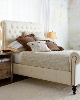 "Old Hickory Tannery ""Dunlap"" Bed"