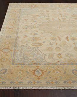 """Cottage Granary"" Rug"