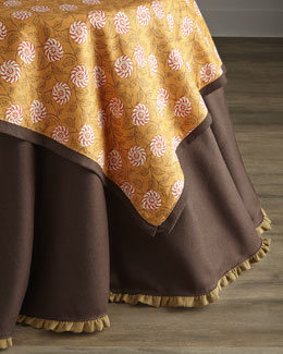 French Laundry Home Autumn Ambiance Table Linens