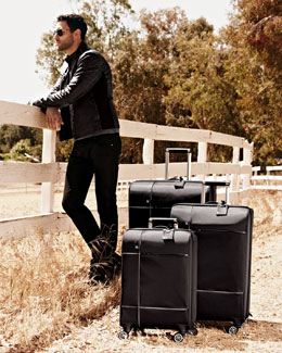 BMW Exclusive Graphite Luggage