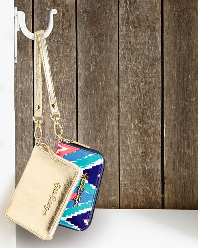 Lilly Pulitzer Shopper Wristlet