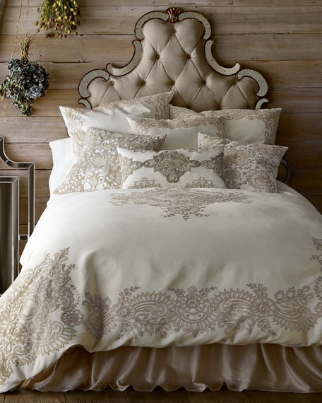 Queen Avalon Duvet Cover