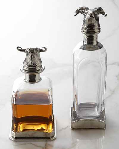 Animale Decanters