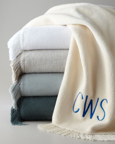 Windsor Fleece Throws