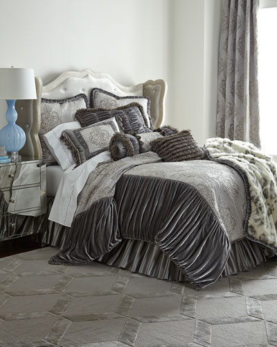 "Dian Austin Couture Home ""Venetian Glass"" Bedding"