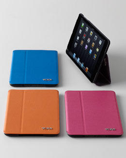 Tumi iPad & iPad Mini Leather Snap Case