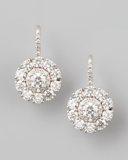 Forevermark Maria Canale for Forevermark Petite Deco Treasures Princess Diamond Drop Earring