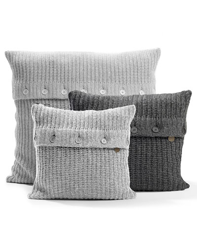 Brunello Cucinelli Shaker-Stitch Pillows