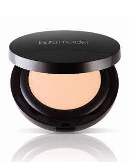 Laura Mercier Smooth Finish Foundation Powder SPF20 & Pressed Powder Sponge Two-Pack Refill