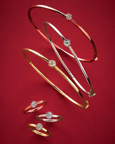 Roberto Coin 18k Gold Diamond Station Jewelry