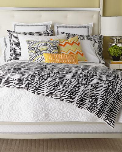 Trina Turk Zebra Stripe Bedding