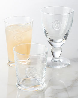 Juliska Berry & Thread Glassware