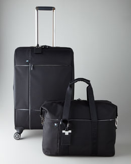 BMW Black Luggage Collection