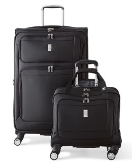 DELSEY LUGGAGE INC. Black Helium Breeze 4.0 Luggage Collection