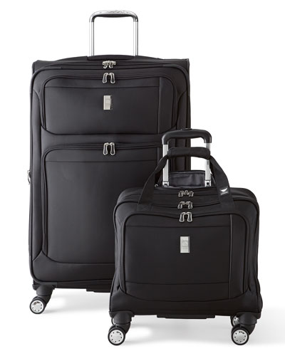 DELSEY LUGGAGE INC. Black Helium Breeze 4.0 Luggage