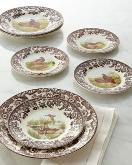 Spode Woodland Bird Dinnerware