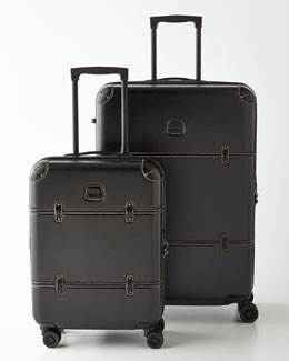 Bric's Bellagio Black Luggage
