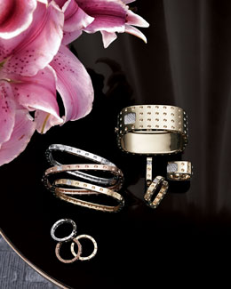 Roberto Coin Bangles, Rings, & Earrings