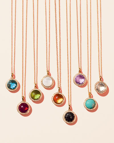 Ippolita Gold Lollipop Collection Necklaces