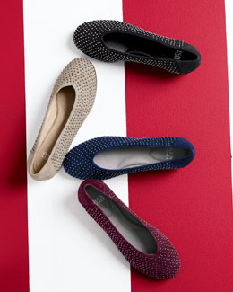 Eileen Fisher Studded Slipper
