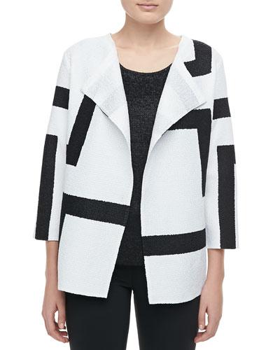Berek Abstract Modern Jacket & Sweet Thing Tank