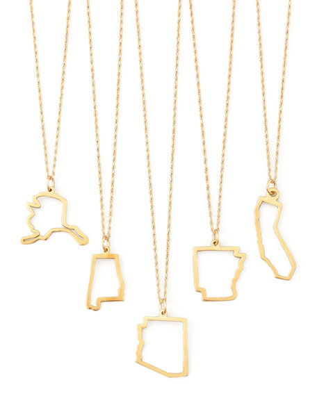 Maya Brenner DesignsMaya Brenner Designs 14K Gold Necklace,