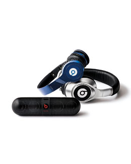 Beats By Dr. Dre Pill Speaker & Headphones