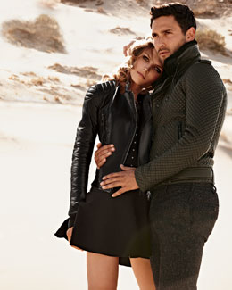 Belstaff His & Hers Jackets, Dress, Henley, & Trousers