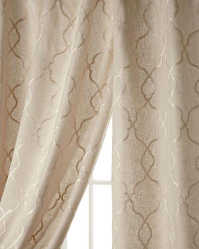 SOFTLINE HOME FASHIONS Caroline Curtains