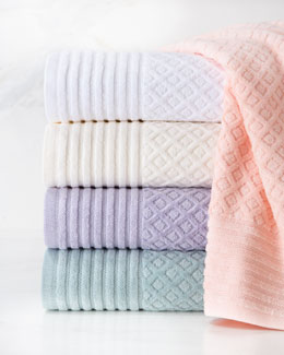 Cobra Trading Diamond Towels
