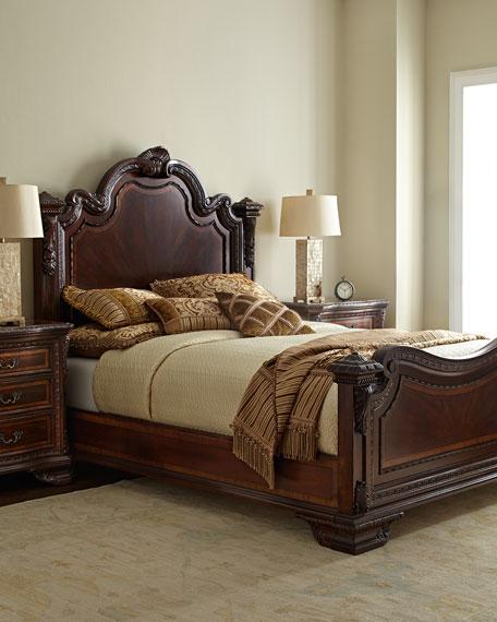 Francesca King Bed