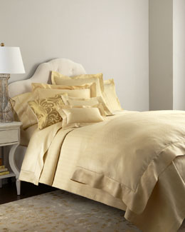 SFERRA Medallion Jacquard Bedding