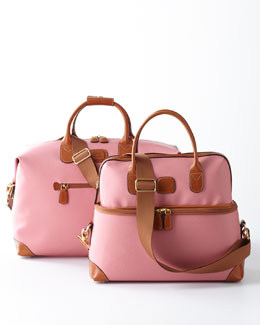 Bric's Bojola Tuscan Leather Luggage Collection
