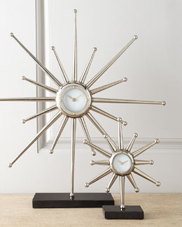 Star Desk Clock