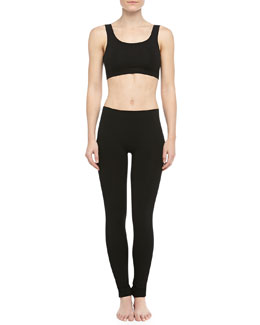 Cosabella Freedom Bralette & Basic Leggings