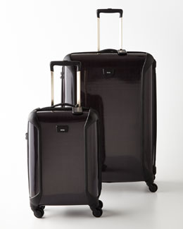 Tumi Tegra-Lite Black Luggage Collection
