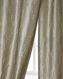 Creative Threads Viola Curtains