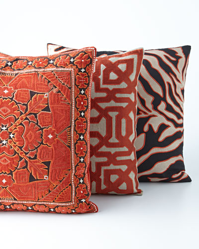 Bandhini Marrakesh Pillows