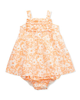 Chloe Liberty of London Print Dress & Bloomers