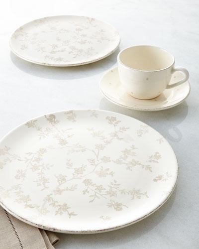 12-Piece Cottage Dinnerware Service