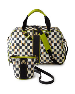 MacKenzie-Childs Courtly Check Bags