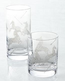 Scalamandre Scalamandre Zebras Drinkware