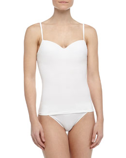 Hanro Allure High-Cut Briefs & Underwire-Bra Camisole