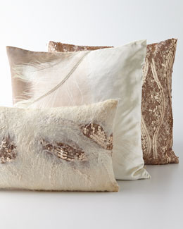 Aviva Stanoff Luxurious Pillows