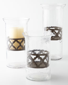 GG Collection Ogee-G Candleholders