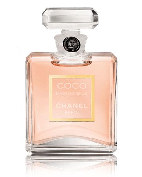 <b>COCO MADEMOISELLE </b><br> Parfum Bottl,  0.5 oz./ 15 mL