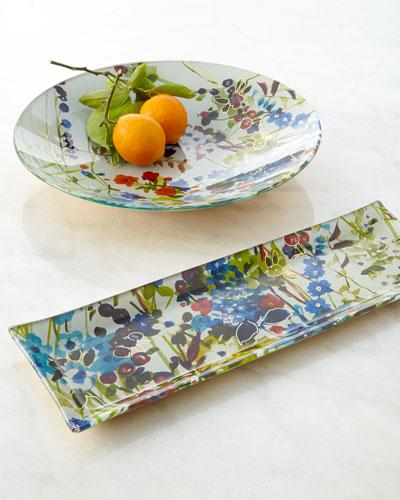 Padma Padma Wildflower Serveware