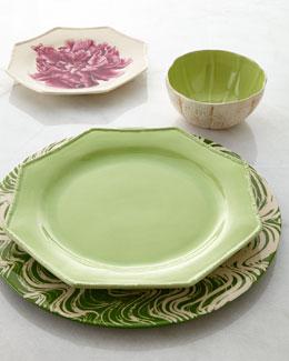 Oscar de la Renta Botanical Dinnerware