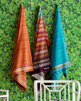 Missoni Home Liam & Otello Beach Towels